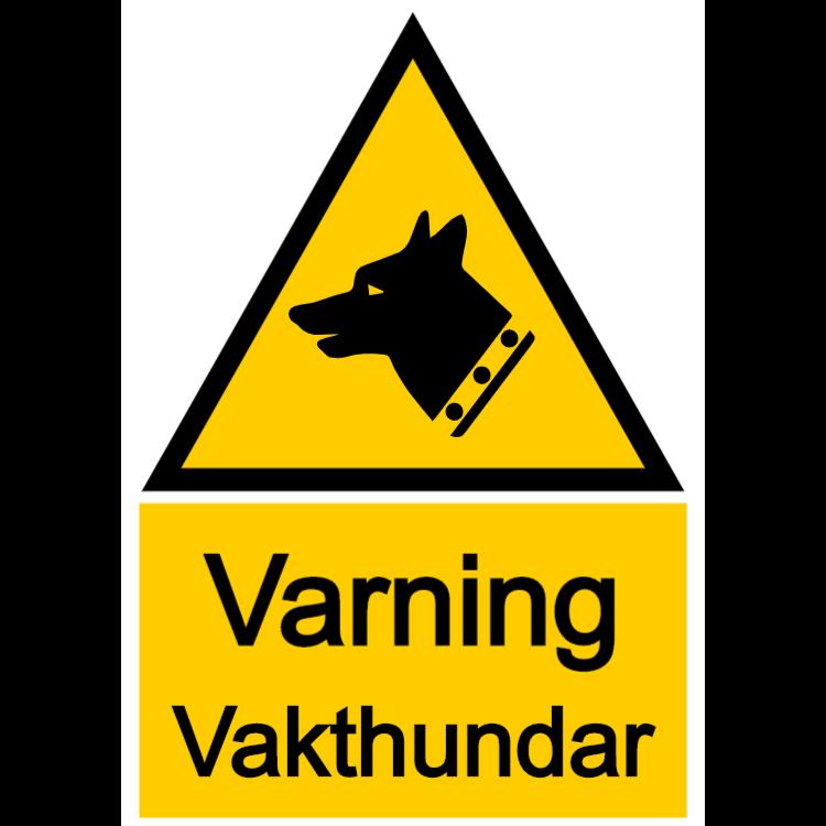 Varning Vakthundar