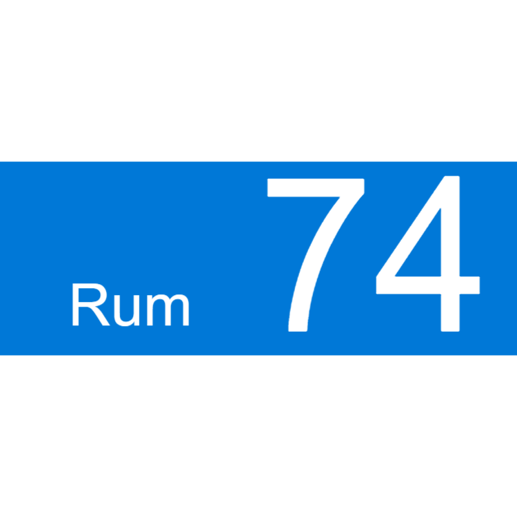 Rumsnummer