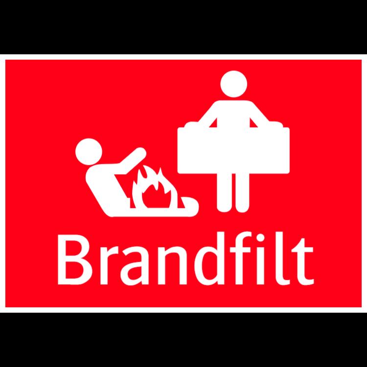 Brandfilt 1