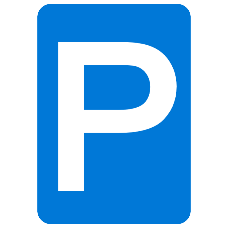 Parkeringsskylt 1