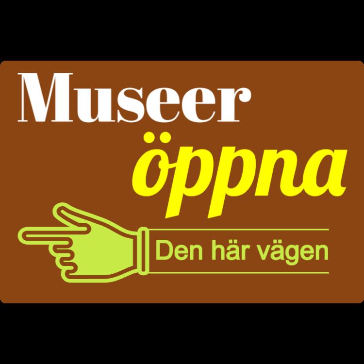 Museer öppnar på detta sätt tecken