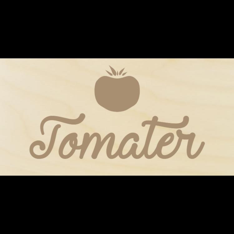 Tomater tecken