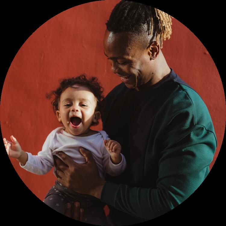Din familjefoto - kylmagnet