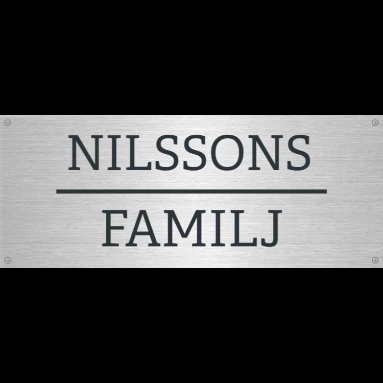 Familj tecken