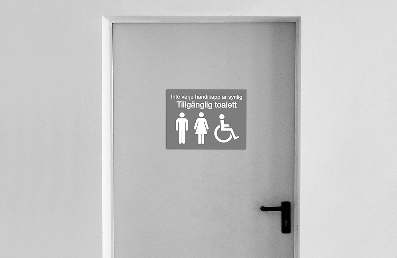 Handikappsskyltar