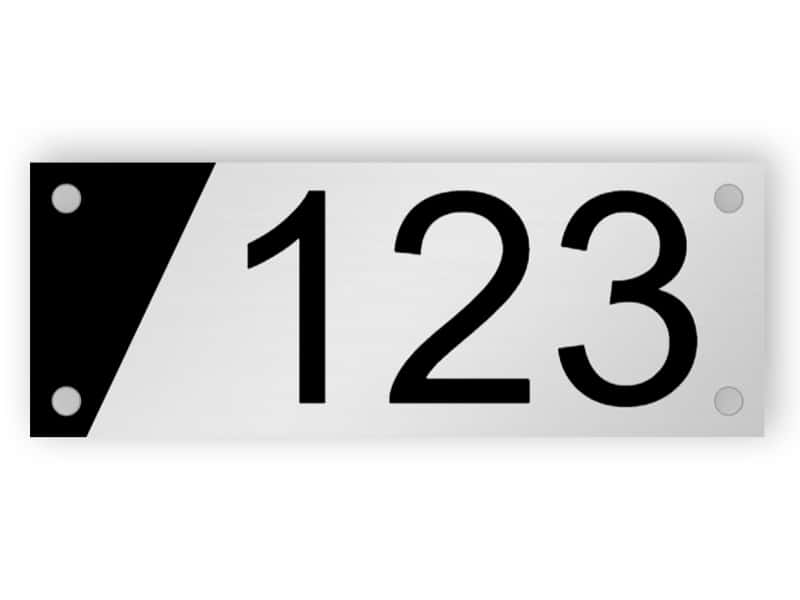 Silver rumsnummer
