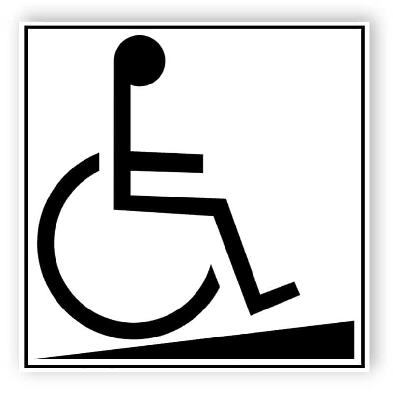Tillträde för rullstolar 1