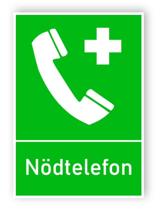 Nödtelefon