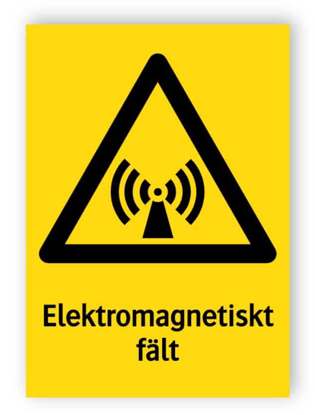 Elektromagnetiskt fält