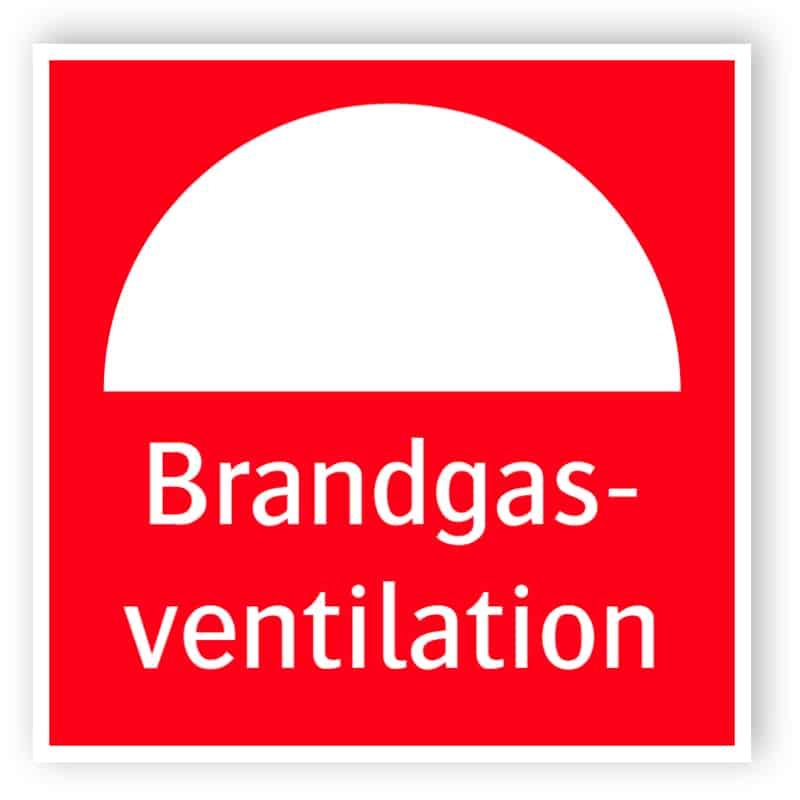 Brandgasventilation