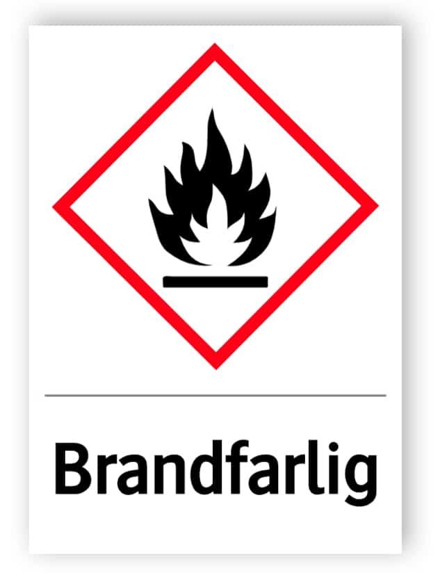 Brandfarlig 1
