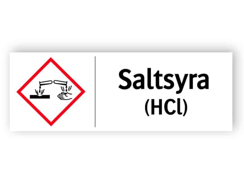 Saltsyra
