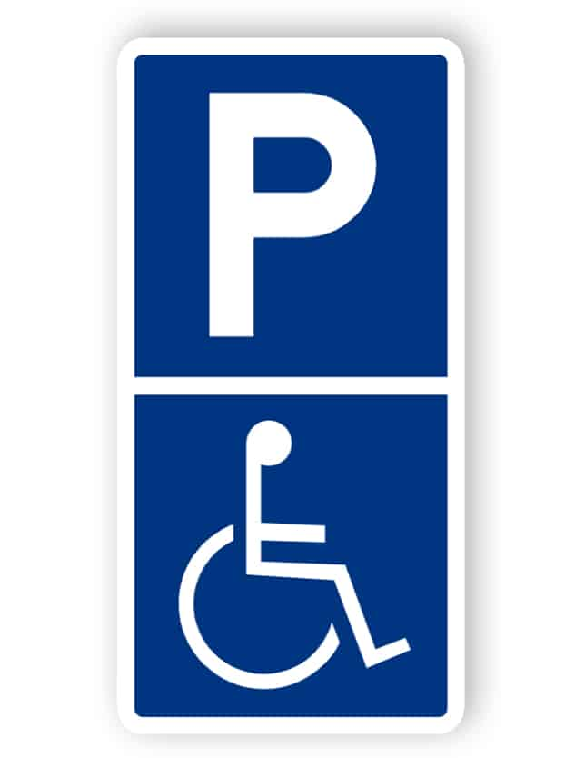 Parkering/handikapp