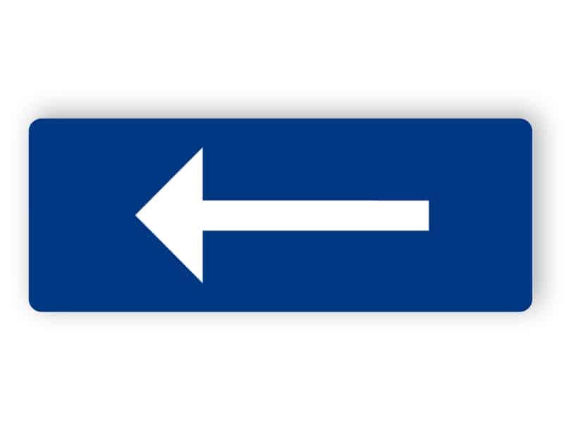 Enkelriktad trafik