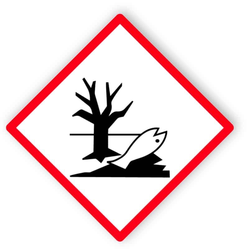 skadliga för miljön