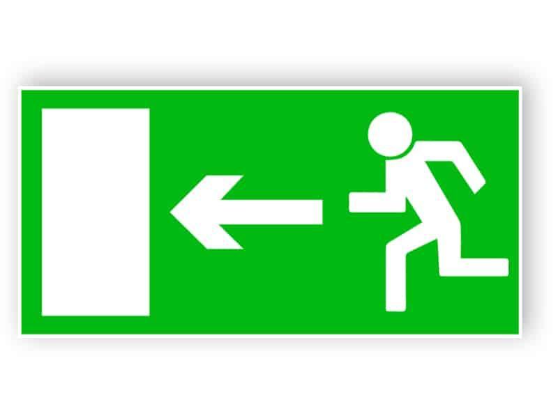 Fly till vänster